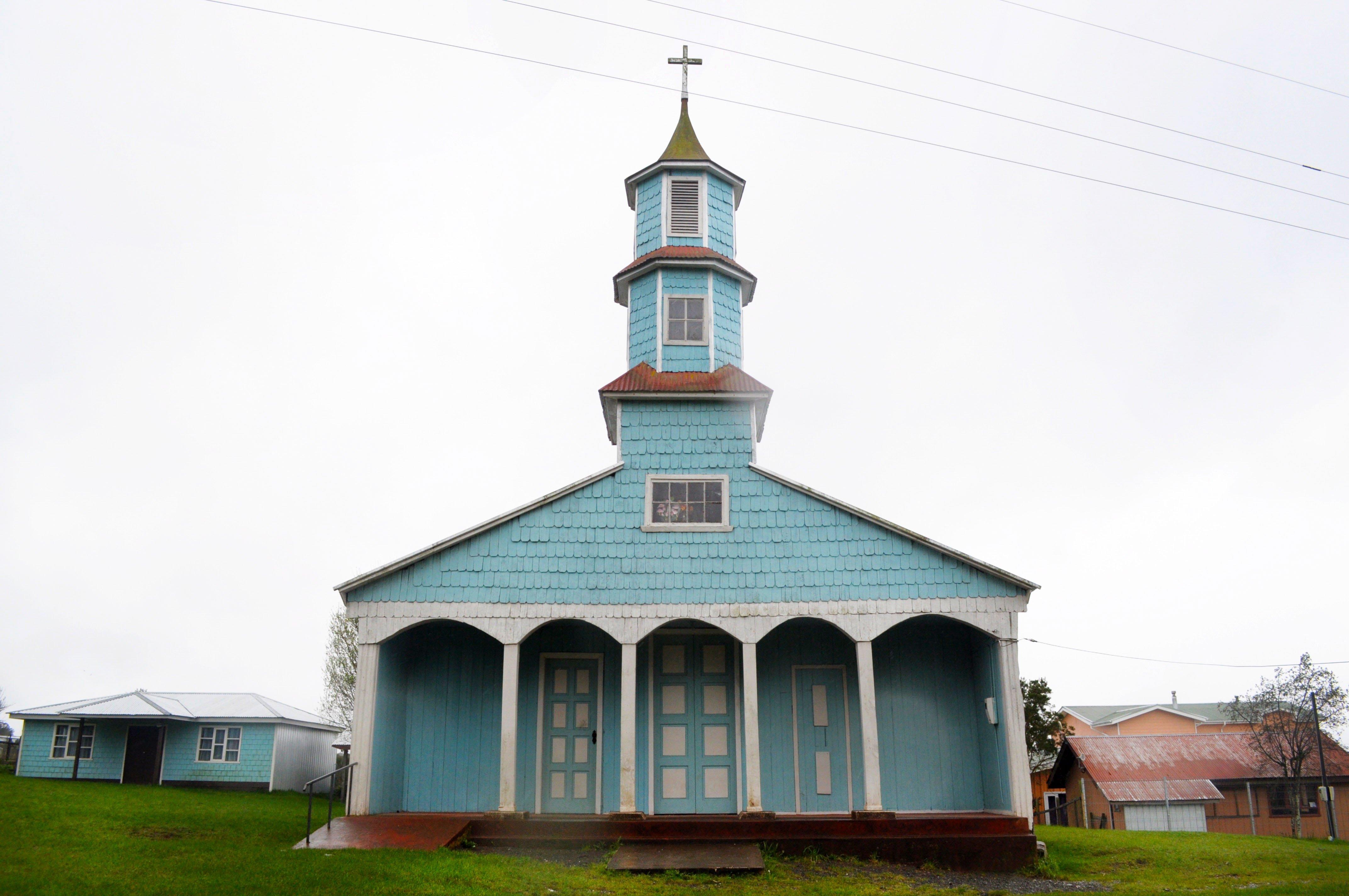 chiloe churches