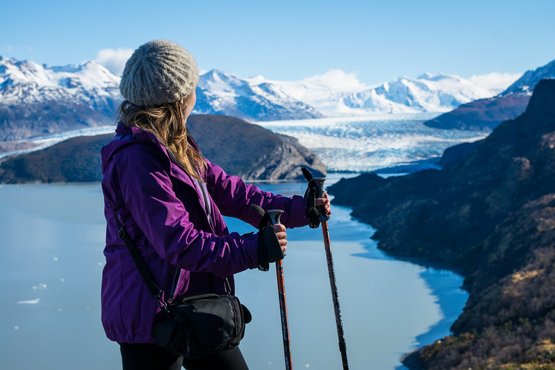 5 day W Trek in Torres del Paine