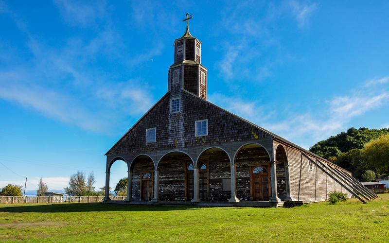 Church of Chiloe