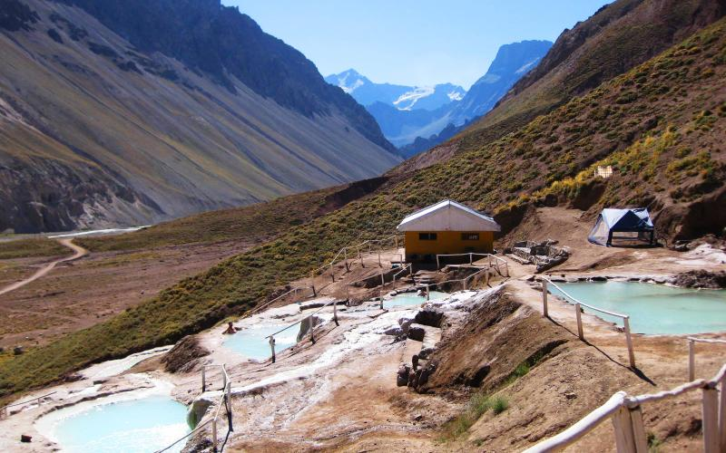 Colino Hot Springs