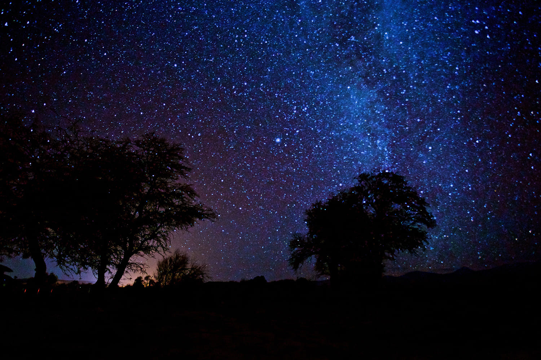 Stars in the Atacama Desert (3)