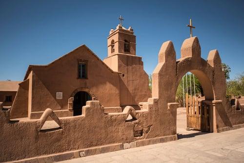 NOR022 _ Atacama _ San Pedro Church