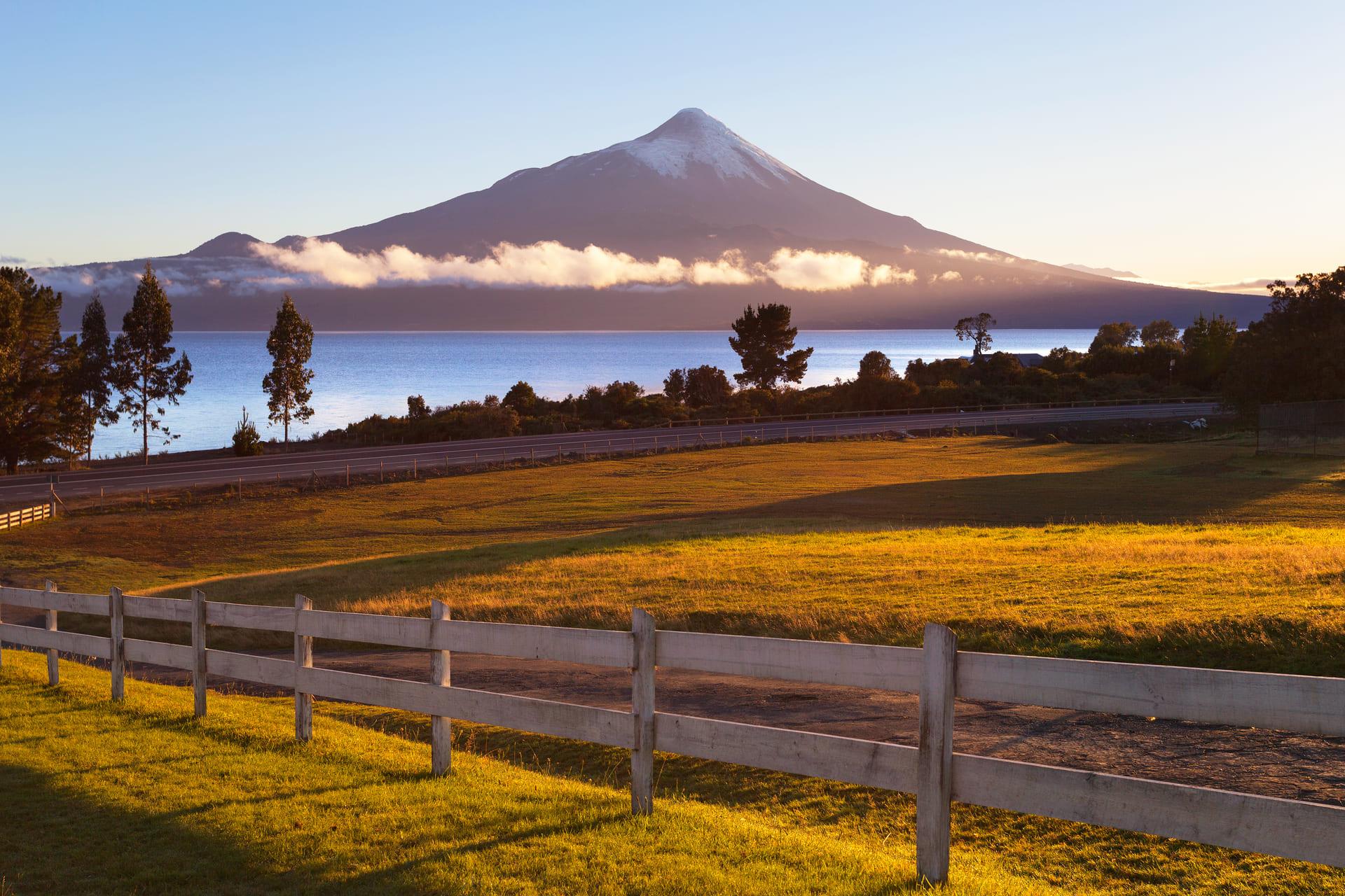 Lake District_Osorno Volcano