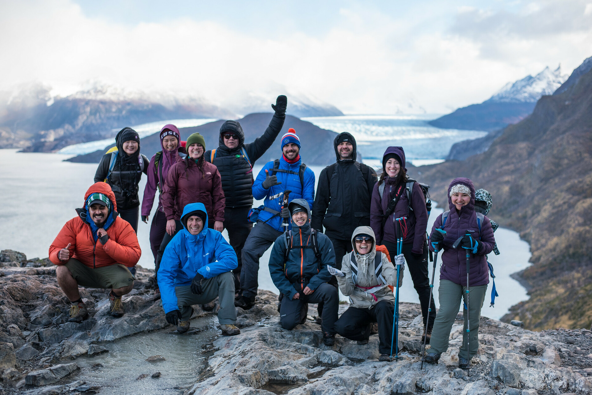 Grey Trail - W trek