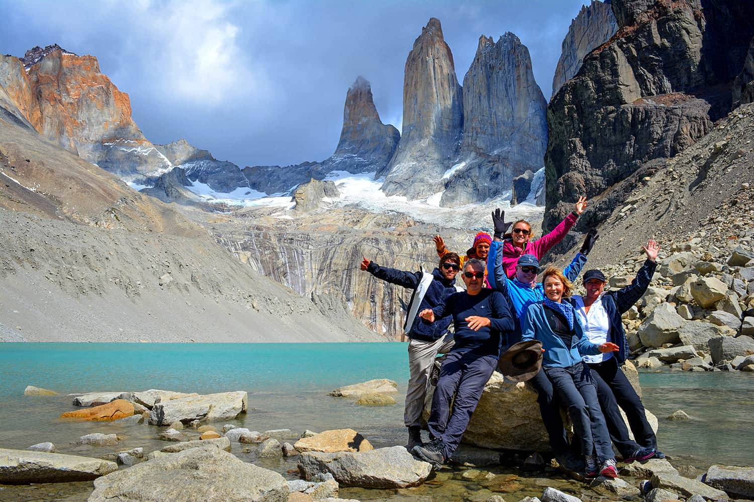 Base Towers  Torres del Paine