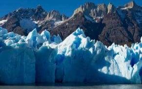 Glacier Grey Boat Ride