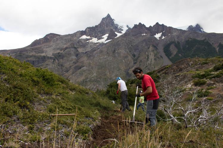 Legacy Fund Torres del Paine