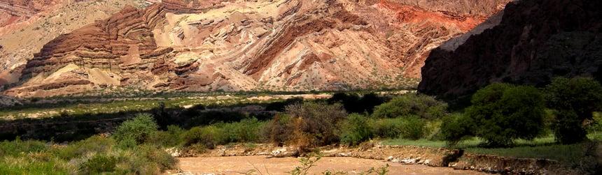 Salta landscapes
