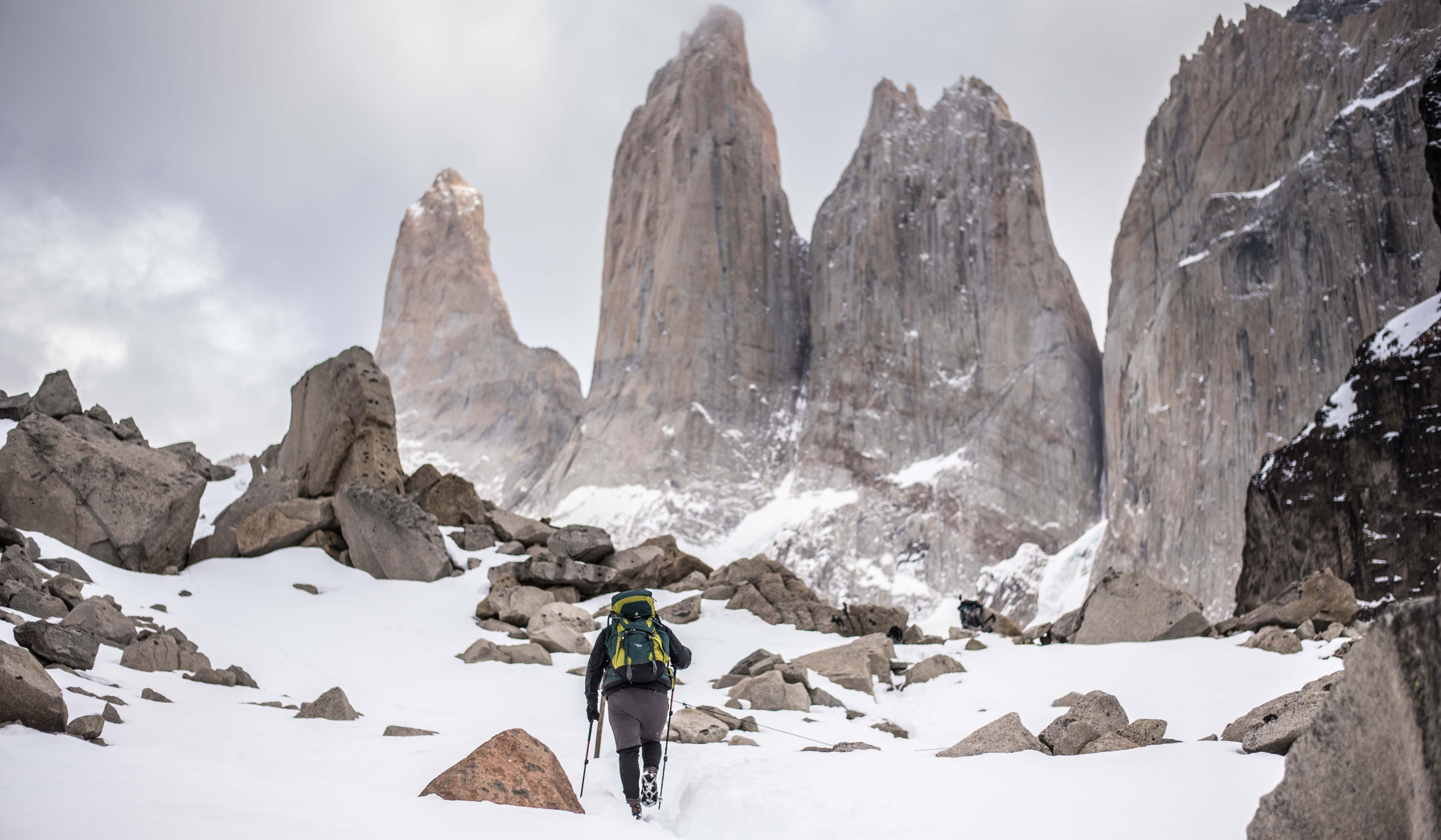 Winter W Trek Torres del Paine