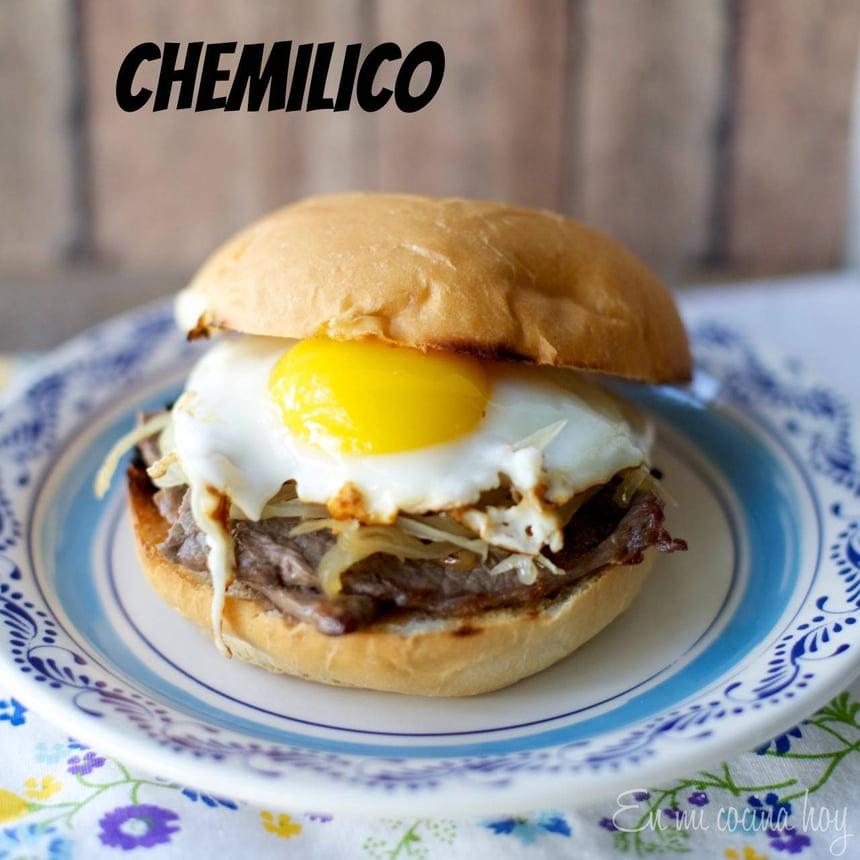 chemilico sandwich