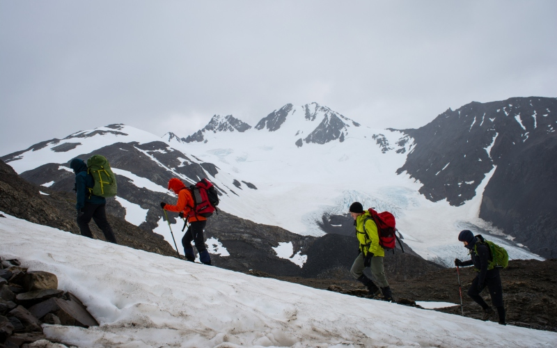 Hiking the Torres del Paine Circuit