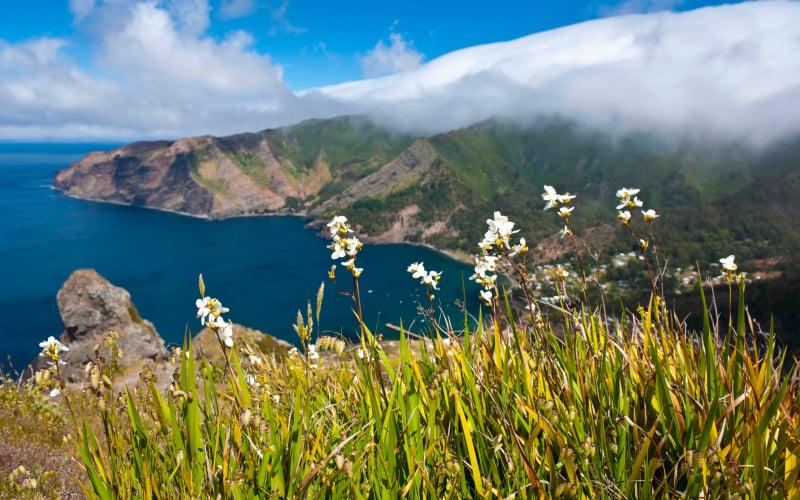 Juan Fernandez Island - Robinson Crusoe