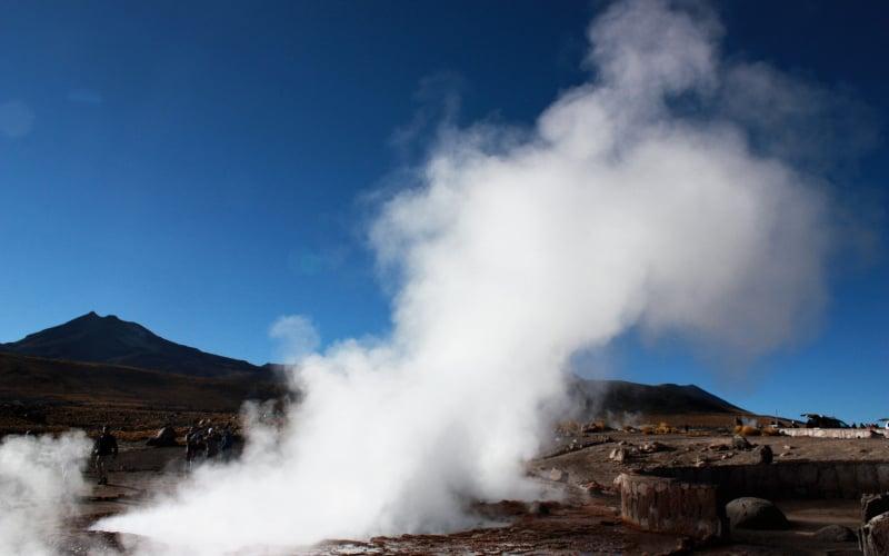 el tatio geyser