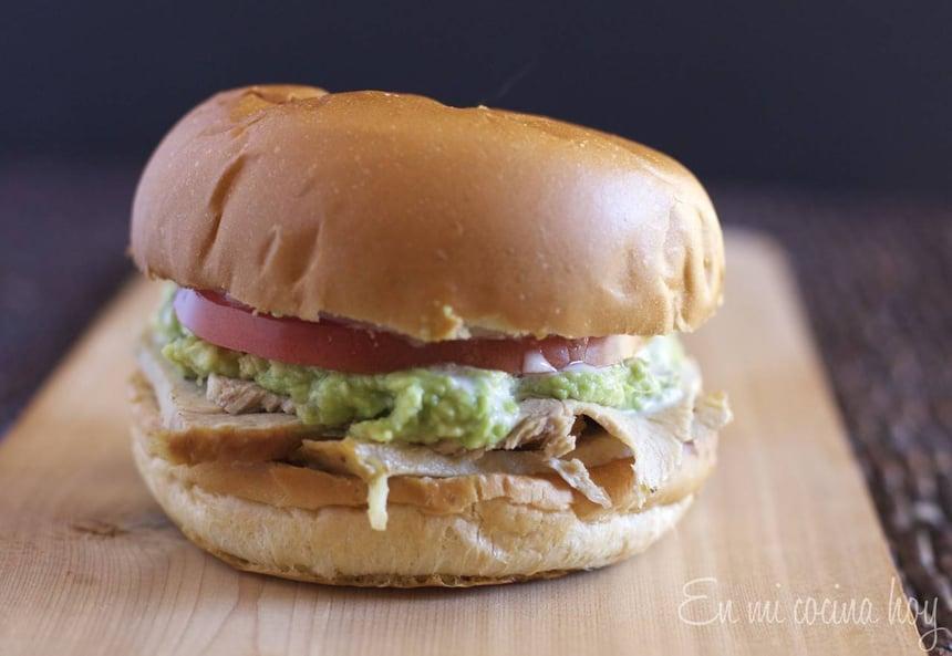 lomito italiano sandwich