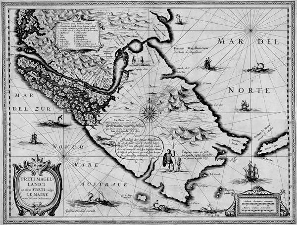 new mapa patagones