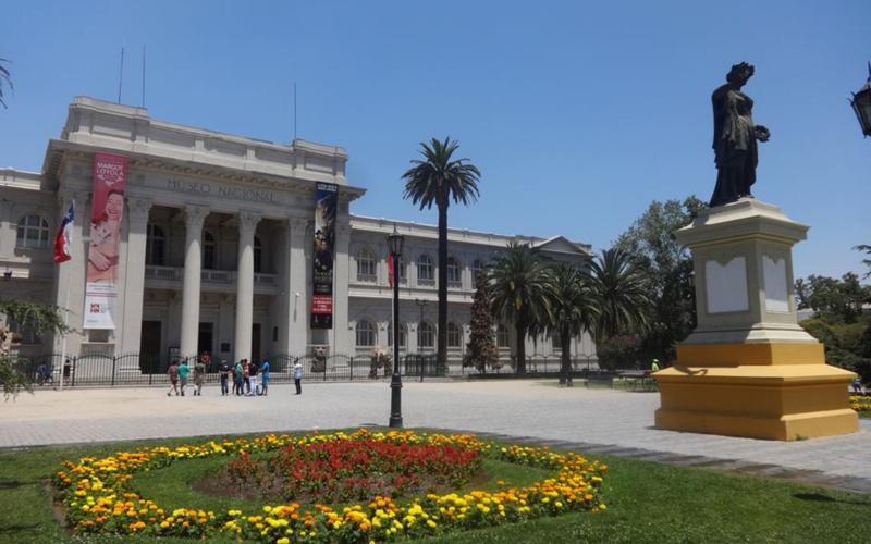 Quinta Normal Chile