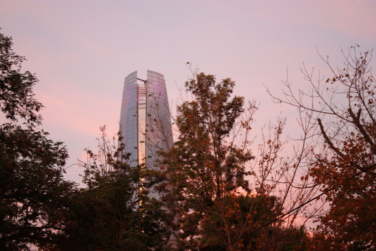 Sky Costanera Santiago