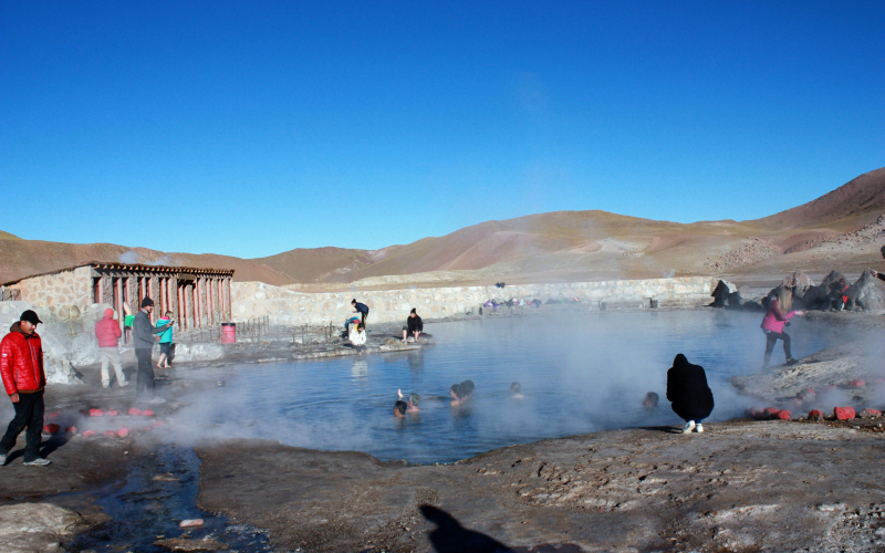 tatio hot spring