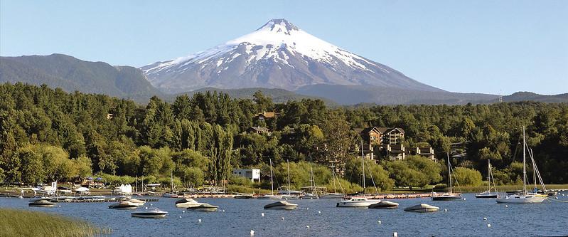 Villarica in Chile