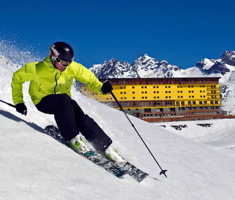 Ski and Snowboard in Chile