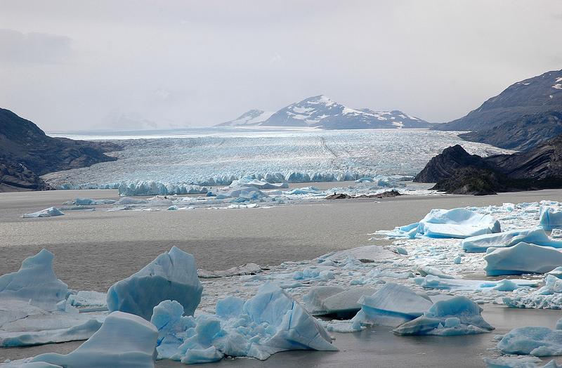 Glacier Navigation Patagonia