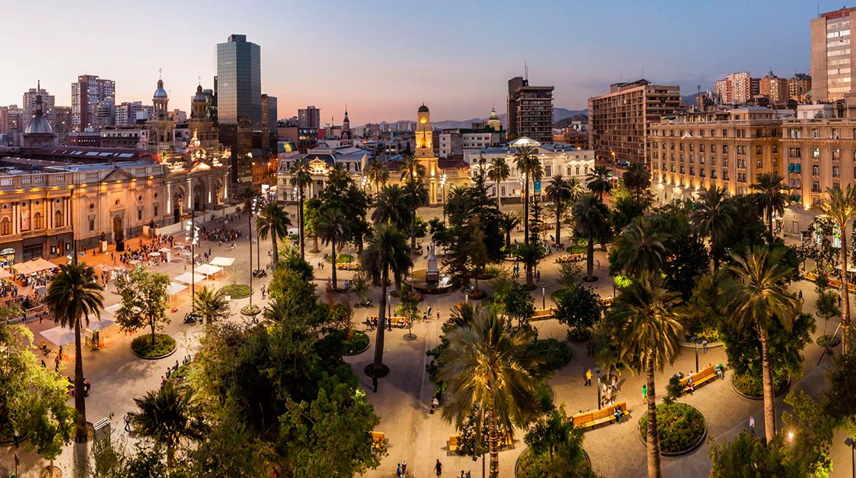 Santiago Downtown