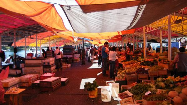Feria de Valdivia