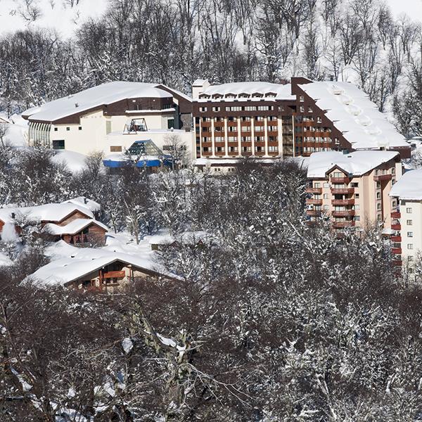Ski Resort in Chile