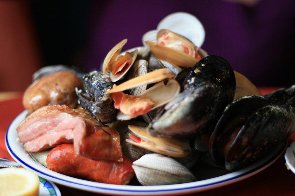 chiloe food seafood