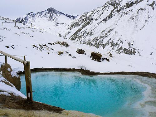 Colina Hot springs