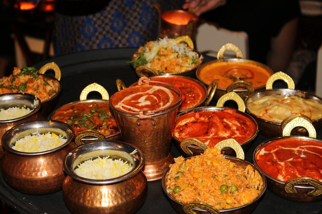 Asian Fusion Food Santiago