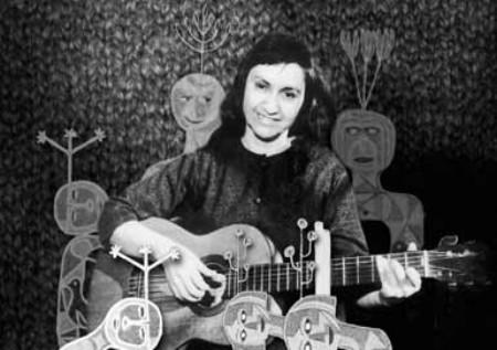 Violeta Parra, A Female Musician