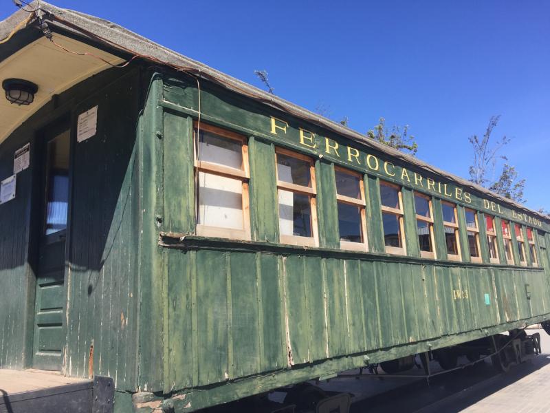 train in ovalle