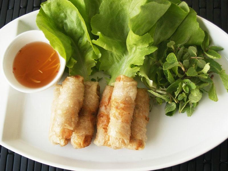 Vietnamese Food Chile