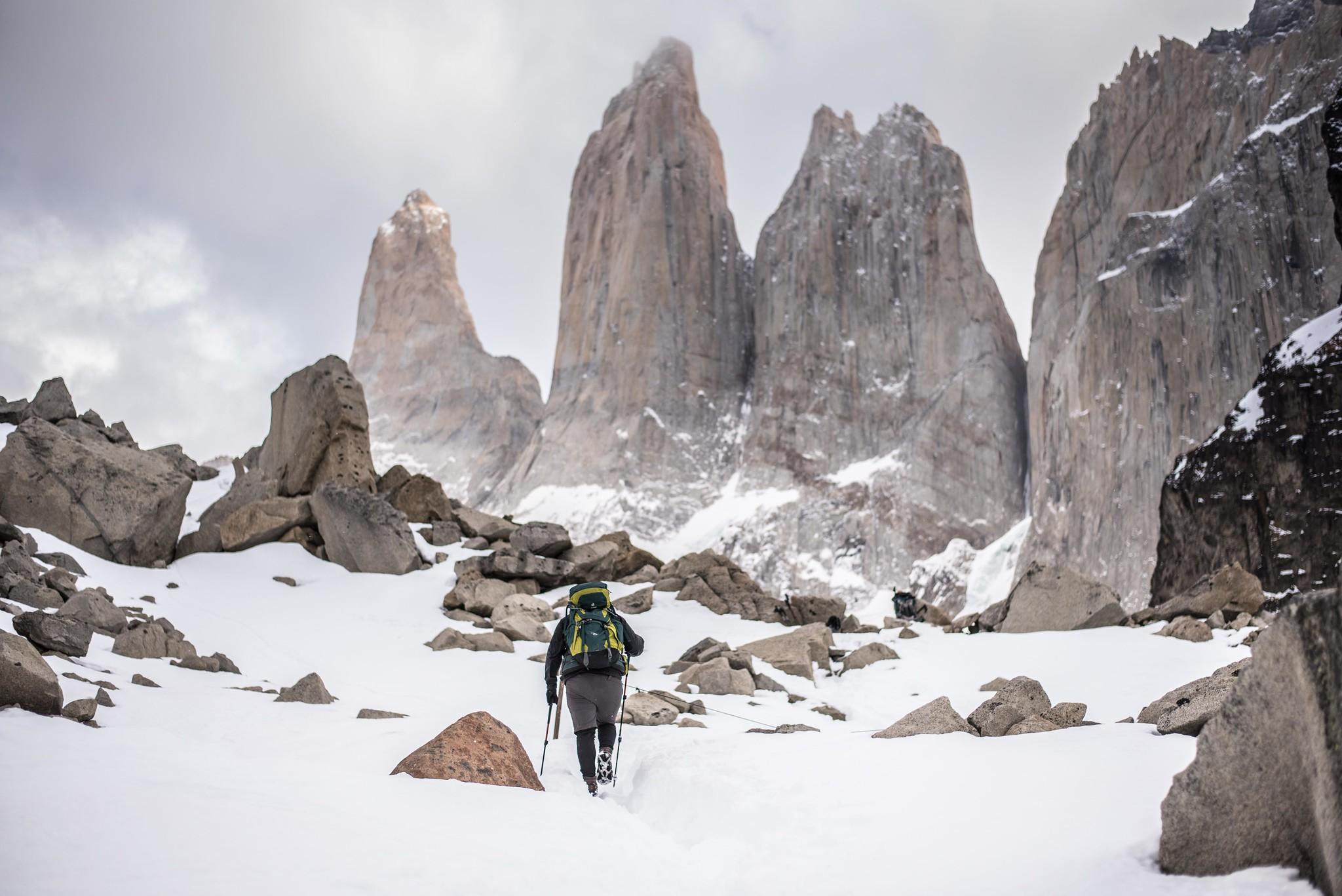 Winter W Trek