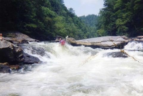 Río Chattooga